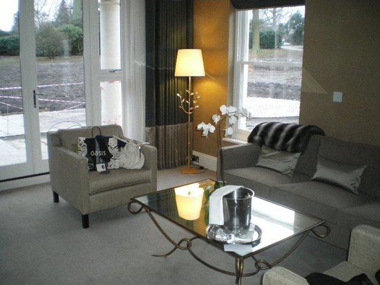 Rudding Park Hotel: Lounge