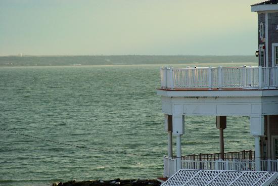 The Seaside Inn: view