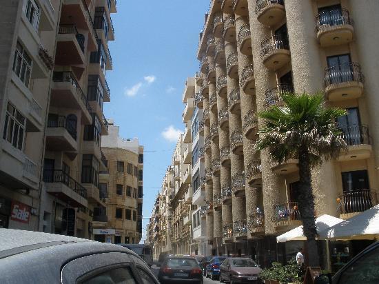 Park Hotel Sliema Malta Reviews
