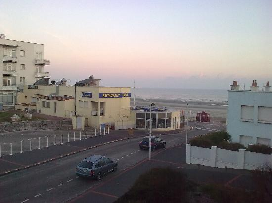 Dunkirk, Prancis: view from balcony 2