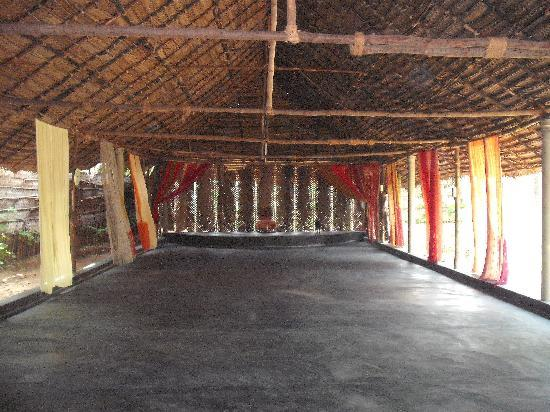 V Resorts - The Bohemian Masala: yoga hall