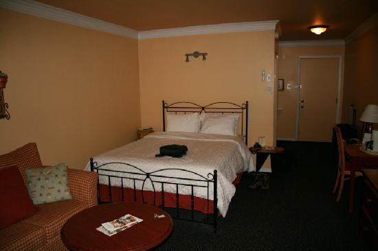 Auberge La Camarine Zimmer
