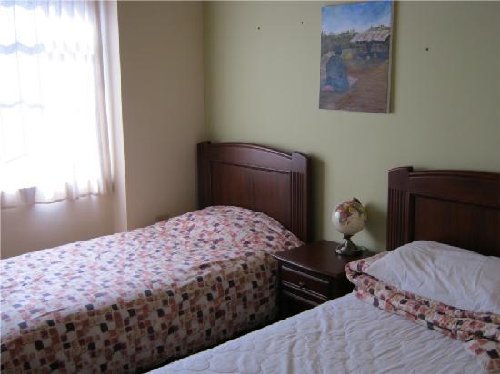 Posada Tambuca: habitación