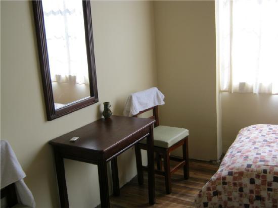 Posada Tambuca: habitación (otra parte)