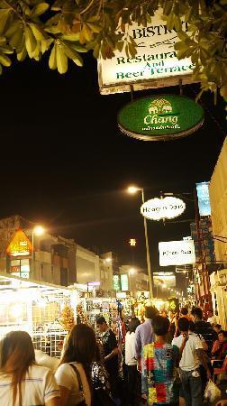 Chiang Mai, Thailand: ナイトバザール