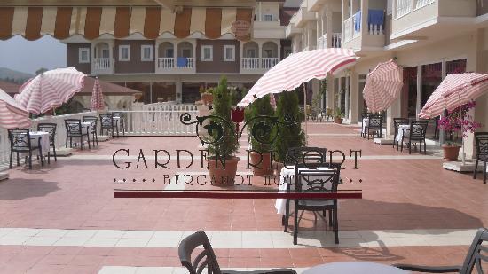 Garden Resort Bergamot Hotel: View one...