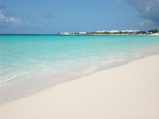 Carimar Beach Club: another Anguilla Beach