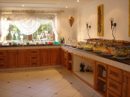 Chienes, Italia: buffet