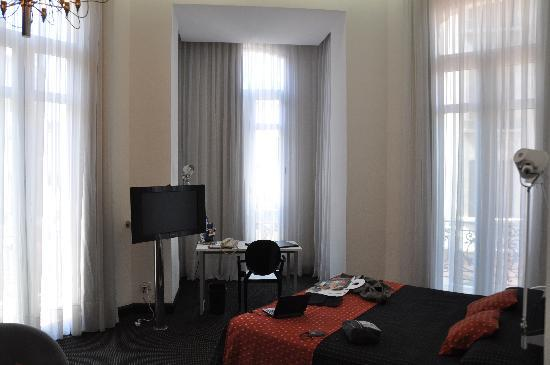 Hotel Plaza Fuerte: Room (suite) on 2nd floor
