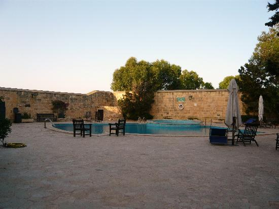 Foresteria Ogygia: Swimming pool