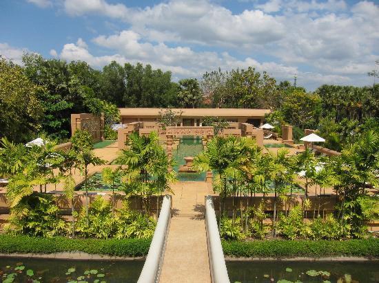 Le Méridien Angkor : pool