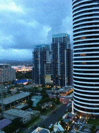 Peppers Broadbeach: Our view from our room. Breathtaking