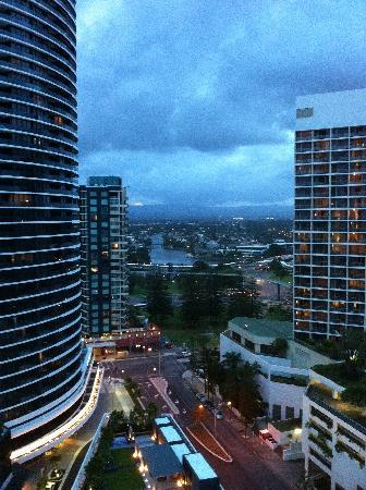 Peppers Broadbeach: One of our other views.