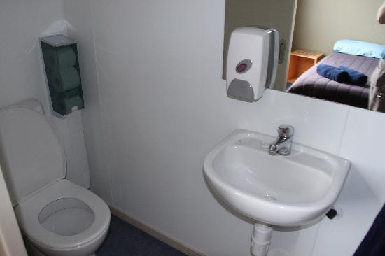 YHA Rotorua: bathroom