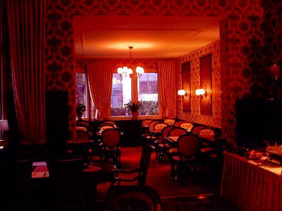 Hotel Villa Achenbach: Frühstücksraum