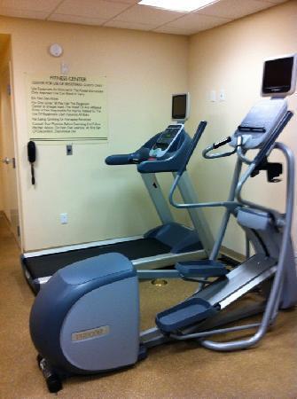 Hilton Garden Inn Palmdale: Fitnesscenter
