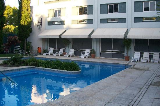 Hotel Garden: pileta