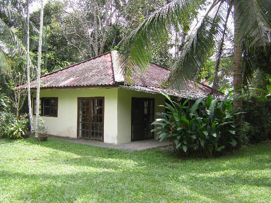 garden bungalow picture of na thai resort ao nang. Black Bedroom Furniture Sets. Home Design Ideas
