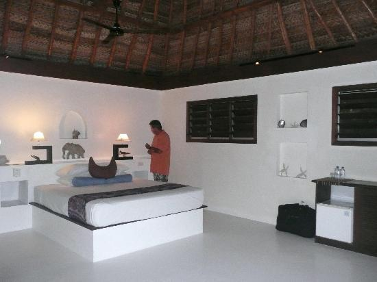 Navutu Stars Fiji Hotel & Resort: Schlafzimmer