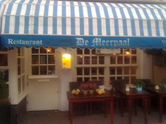 Ζάντβορτ, Ολλανδία: later op de avond