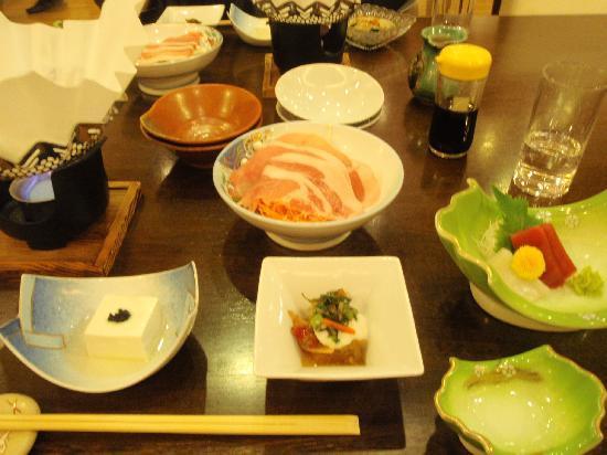 Shiki Resort Gora Saika : 夕食