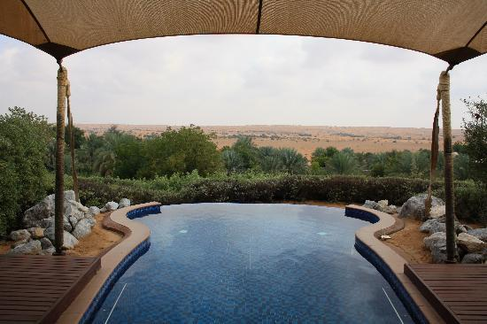 Al Maha, A Luxury Collection Desert Resort & Spa: View from the room