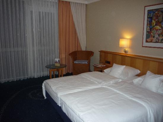 Hotel Freizeit In: Zimmer
