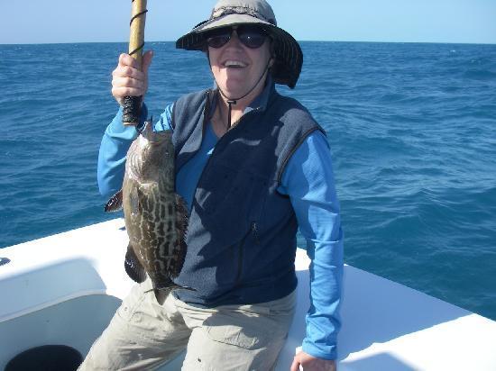 Top Notch Sport Fishing : Black Grouper