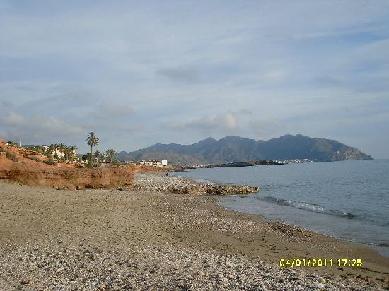plage d'Isla plana