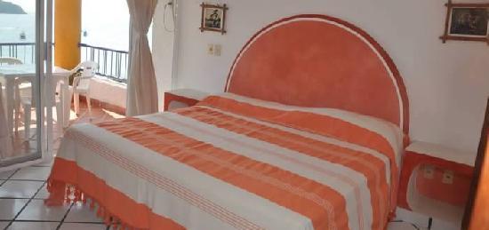 Paraiso Suites : Bedroom