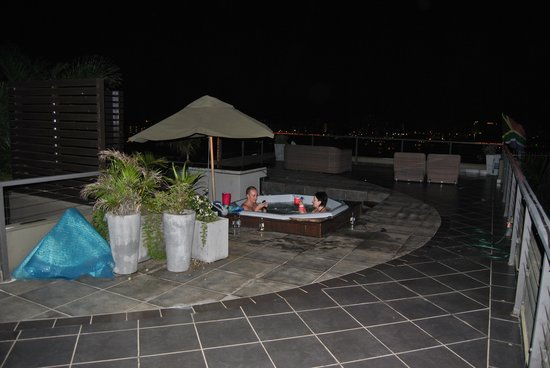 Durban View Guest House: From the roof