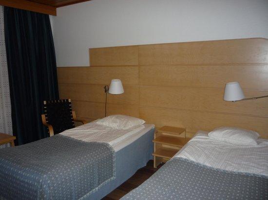 Levi Hotel Spa: Zimmer