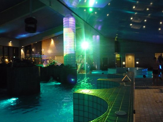 Levi Hotel Spa: Schwimmbad