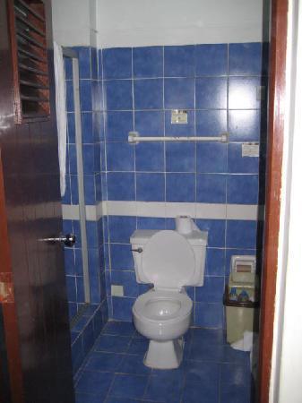 Hotel Copoazu: Bathroom in Room 305