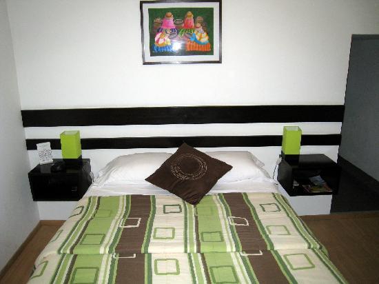 إقامة وإفطار بفندق إنكا فروج إكسكلوسيف: habitacion