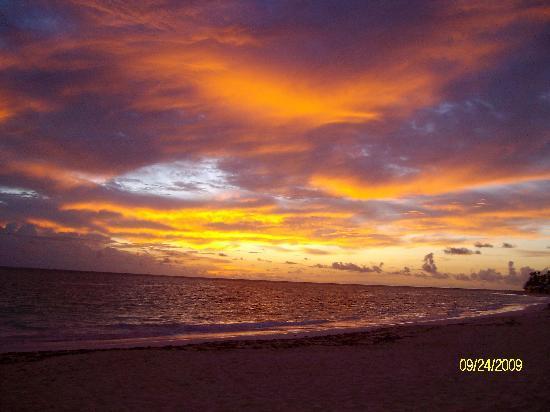 Iberostar Bavaro Suites : Sunrise on the Bavaro Beach