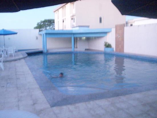 Hotel Foz do Iguacu: piscina del hotel
