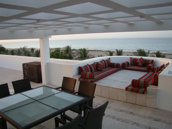 L'Espace: Roof Top Terrace
