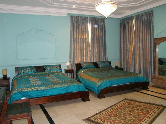 L'Espace: Bedroom
