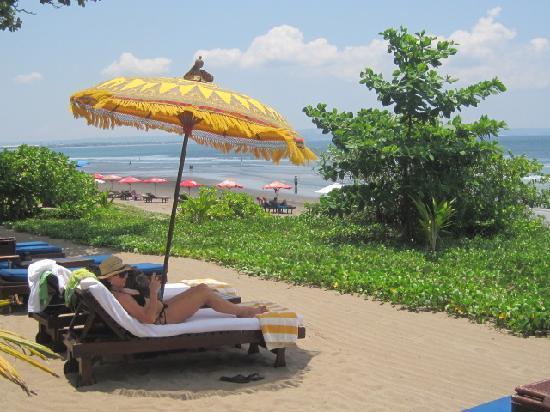 The Oberoi Bali: Super Entspannung am schönsten Strand Balis