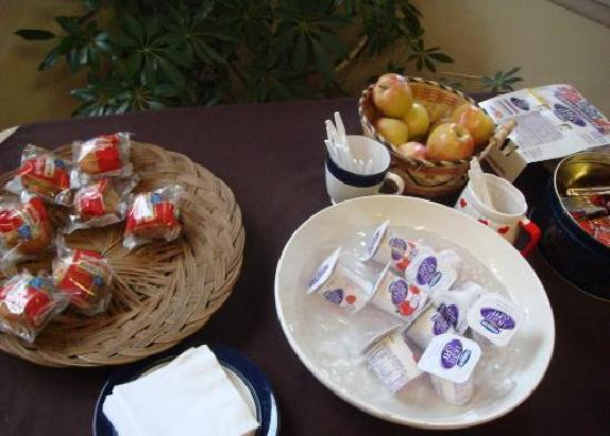 إل رانشو موتل: Breakfast