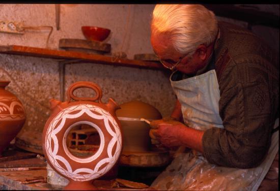 Guitiriz, Испания: Cerámica de Bonxe en Terra Chá