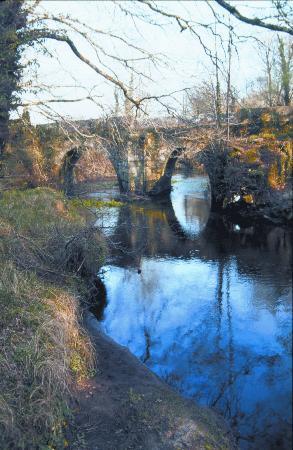 Guitiriz, España: Ponte de Martiñan
