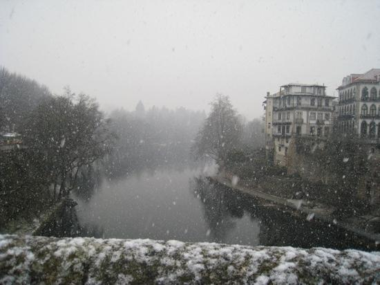 Amarante, nevão 2009