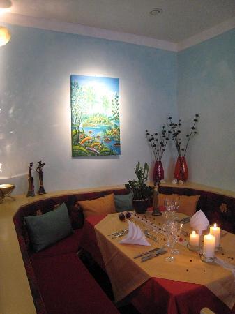 Hotel Zur Sonne: Restaurant