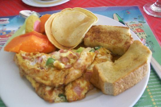 Hotel Club Amigo Atlantico Guardalavaca: déjeuner