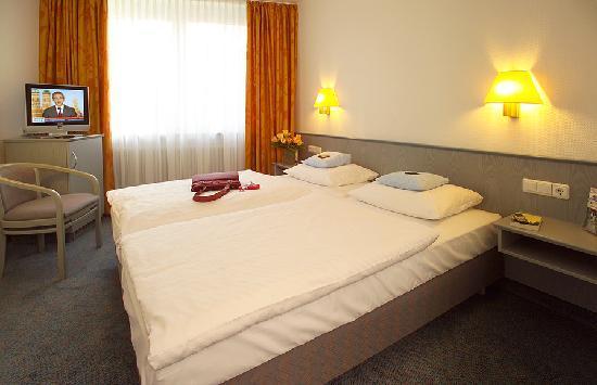 Central Hotel Eschborn: Doppelzimmer