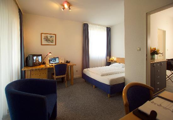 Central Hotel Eschborn: Appartement