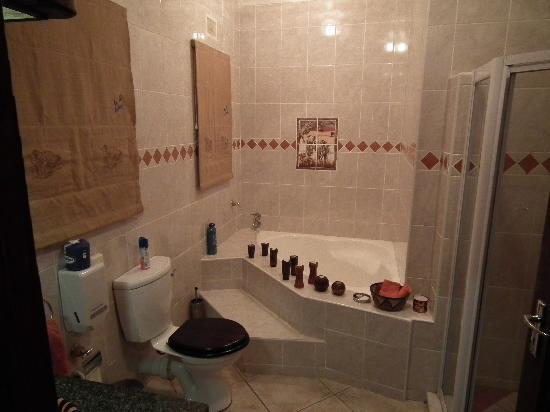 Zulani Guest House: Salle de bain Zulani