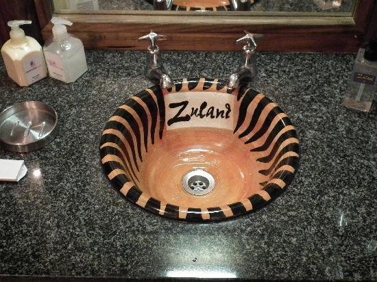 Zulani Guest House: sdb Zulani